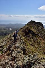 ORZOLA - trekking al Monte Corona (Andrea Zille) Tags: lanzarote montecorona