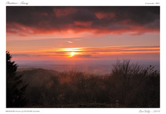 Chastreix - Sancy (BerColly) Tags: sunset sky france clouds google flickr ciel nuages auvergne coucherdesoleil puydedome chastreix bercolly