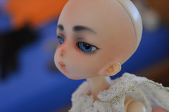 Jafar's Face Up (~Because You're Here~) Tags: ball doll nyu bjd jointed dollzone