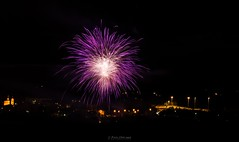 Fireworks Arbia Siena (Paul_one) Tags: night 35mm firework nikkor
