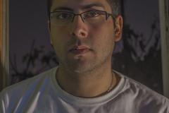 Expresar (MarcosDdesign) Tags: people man face persona cara ojos mirada hombre rostro sentimiento expresar