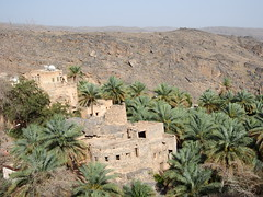 The oldest village in Oman, Misfat Al Abreen!
