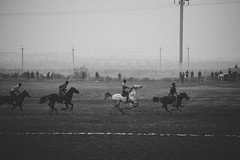 Kopkari; Namangan, Uzbekistan (erik-peterson) Tags: uzbekistan facebook hippodrome 2014 buzkashi namangan ferghana erikpeterson ferghanavalley ulak d3s ulaq bozkashi