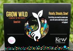 Grow Wild Flower Seed Pack - 16 May 2015 (Friends of Canley Green Spaces) Tags: wildflowers coventry planting cv4 canley canleygreenspaces warwickvolunteers