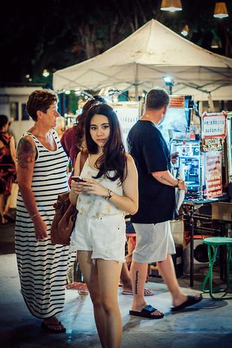 Hua Hin girl