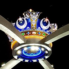 The Royal Crown of Johor (alphonso.david) Tags: royal crown serene johor bukit istana bahru