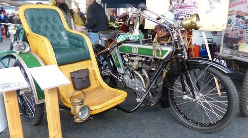 NSU 6,5 hp 1913 vr