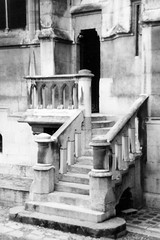 France.  September 14th.-18th. 1998 (Cynthia of Harborough) Tags: architecture doors steps cathedrals 1998 entrances