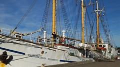 (brandsvig) Tags: ystad hamn harbour skne sweden sverige schoolship sailingship july 2016 grossherzoginelisabeth