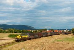 M40 402 - Dorog (Kornl Tili) Tags: landscape gysev m40402 408402 ppos mozdony vonat vast rail railway train dorog freight teher mountain