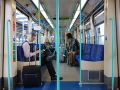 201607021 London DLR (taigatrommelchen) Tags: 20160626 uk london central perspective icon urban railway railroad mass transit subway train onboard