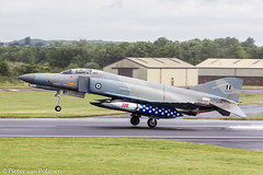 F-4E 01504 (Pieter van Polanen Photography) Tags: riat fairford haf hellenic af f4 f4e phantom 01504