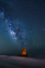 Cloud of stars (-D Arora Photography-) Tags: california us unitedstates davenport milkyway