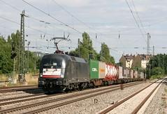 ES 64 U2 - 065 (Daniel Wirtz) Tags: mnchen tx taurus txl 182 heimeranplatz logistik mrce dispolok txlogistik es64u2 mrcedispolok