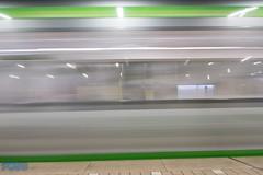 Train is gone (Patrick29985) Tags: hannover niedersachsen lowersaxonie deutschland sony sonyalpha sonyalpha77ii herrlich like marienstrase ubahn sbahn tram train langzeitbelichtung long exposure longexposure