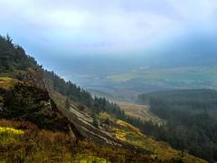 IMG_1284-Edit-Editx5-2 (kseniabramley) Tags: waterfallcountry valeofneath neath wales nature uk 2010 hills slope grass trees wood woods woodland clouds mist fog