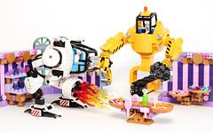 When Pets Rebel (Galaktek) Tags: friends pets lego galaktek