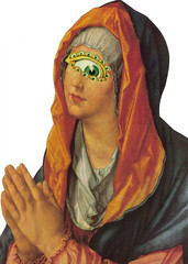 Collage Art (dadadreams (Michelle Lanter)) Tags: collage cyclops collageart oneeyed religiouskitsch ridiculousreligious