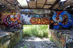 sheryo yok (Luna Park) Tags: ny nyc newyork queens forttilden graffiti sheryo yok sheryotheyok lunapark pizza