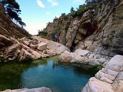 After Ratsos we found more pools (angeloska) Tags: ikaria may hikingtrails opsikarias aegean greece signage      chalares upperchalares dipotama ratsos   swimmingholes makristeni