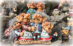 Land der Trolle - Norway (Krnchen59) Tags: trolle norwegen norge norway urlaub krnchen59 elke krner bunt color sony