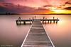 Sunset @ Lake Macquarie (renatonovi1) Tags: sunset belmont lakemacquarie centralcoast nsw australia lake jetty squidsink pier sky clouds water landscape