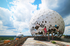 Teufelsberg (samikahkonen) Tags: teufelsberg germany berlin nsa listening station spy espionage coldwar war abandoned hill hilltop capital deutchland