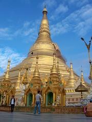 Shwedagon Pagoda, Yangon (16) (Sasha India) Tags: myanmar yangon temple journey buddhism