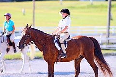 IMG_2555 (SJH Foto) Tags: horse show hunter jumper class girls teenage teen riders action shot tweens