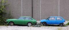 sinivihre (neppanen) Tags: sampen discounterintelligence finland suomi helsinki helsinginkilometritehdas pivno51 piv51 reitti51 reittino51 auto car teollisuusalue