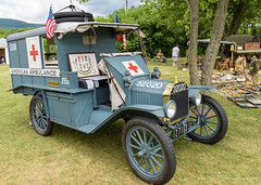 1916 Ford Model T Ambulance (Barry Cruver) Tags: modelt worldwari 1916 ford museum wwi airplane ambulance automobile barnstorming biplane car classic fundraiser vintage