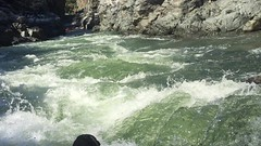 The Narrows on the Rogue River, Southern Oregon (Nancy D. Brown) Tags: rogueriver rowadventures rowadventures8 thenarrows wildscenicrogue river whitewaterrafting video corybrownfoot