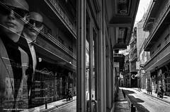 (Giorgos-S) Tags: athens hellas streetphotography urban fuji x100 blackandwhite