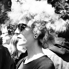 Portrait (bortx_) Tags: msica electronic music evil csc micro43 43 micro mirrorless portrait em10 omd olympus bw bn retrato laboratorioelectrnicavisual visual electrnica laboratorio jardnbotnico laboral asturias xixn gijn festival lev