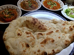 Curry set from Sahifa Kebab Biryani @ Roppongi (Fuyuhiko) Tags: curry set from sahifa kebab biryani roppongi    tokyo spicy hot