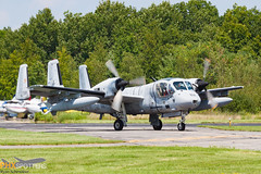 OV-1 Memorial Mohawk (rmssch89) Tags: airshow newjersey westmilford airport aircraft performer warbird propeller turboprop military recon