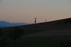 silence vs noise I (picturesbywalther) Tags: silence noise ruhe lrm nature landscape landschaft evening abend licht light gegenlicht