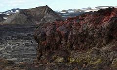 colours of hell (alcoyote89) Tags: myvatn krafla lava fields magnesium iron leirhnjkur red purple
