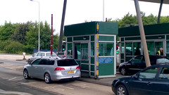 Boxer Modular Building System (Glasdon International) Tags: glasdon glasdoninternational boxer modular modularbuilding gatehouse tollbooth road bridge cleddaubridge