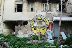 Γκάζι Κεραμεικός (Eleanna Kounoupa) Tags: ελλάδα αθήνα γκάζι κεραμεικόσ greece athens gazi keramikos colors χρώματα γκράφιτι graffiti ruins ερείπια hccity ιστορικοκέντρο historiccitycenter