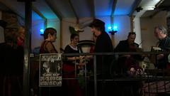 Dancing in the Seven Stars, Penryn (*Tom*) Tags: mockmayor penryn cornwall