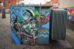(th3butcherofbilbao) Tags: melbourne street art 12mm voigtlander sonya7ii cruel cezary stulgis