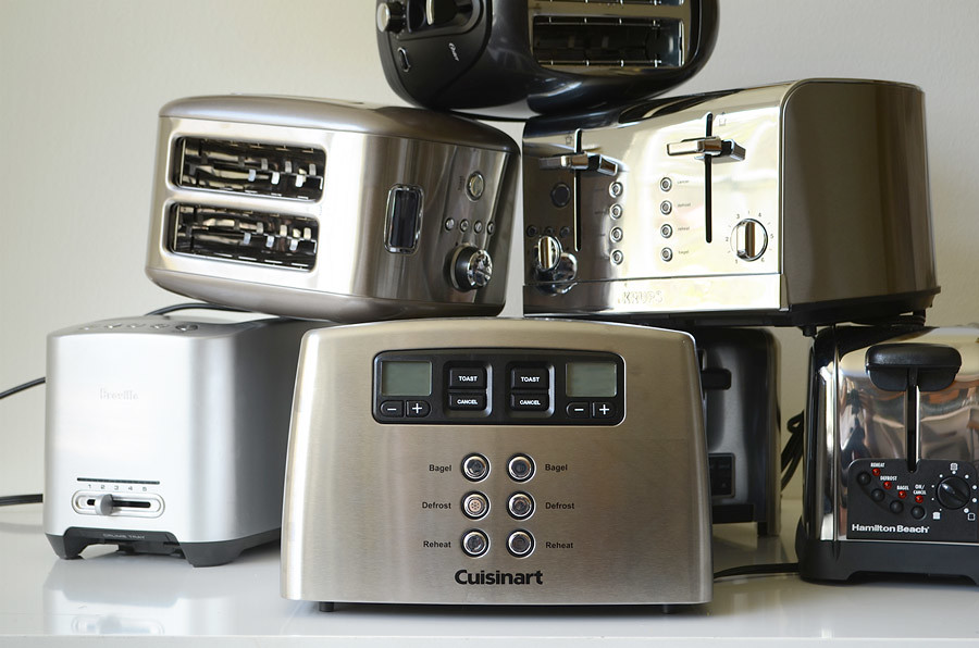 Group of toasters by yourbestdigs, on Flickr