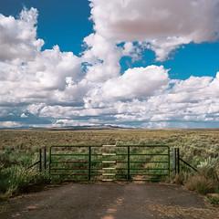 (el zopilote) Tags: jornadadelmuerto socorrocounty newmexico landscape clouds hasselblad 500cm carlzeiss planarcf80mmf28t zv zeiss mediumformat kodak portra film 120 6x6 500