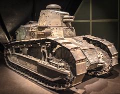 WWI Tank (Mackoto) Tags: museum tank wwi kansascity worldwari missouri d3200
