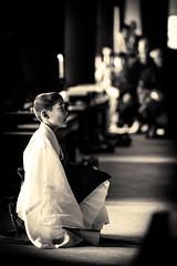 -  2015 - 72 (Stphane Barbery) Tags: japan costume  kimono nara japon incense shino bouddhisme  encens jidai yakushiji    kod