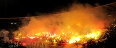 Grobari / FK Partizan (nemico publico) Tags: riot fans pyro derby fk hooligans ultras zvezda crvena beograde partizanbelgrade