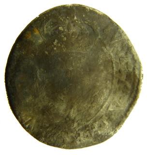 Charles I, Scottish twenty pence rev