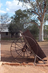 the Hermannsburg Historic Precinct. (misty1925) Tags: outback cart northernterritory hermannsburg
