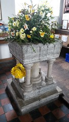 Great Oakley All Saints font